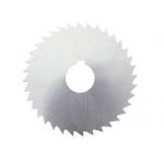 Sherwood SHR0726045Y HSS Slitting Saw, Thickness 0.60mm, Diameter 32mm, Bore 8inch