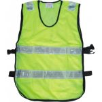 Aktion AK 607 Safety Jacket, Color Green