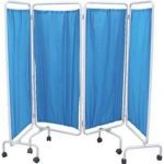 Safety Vision Bed Side Screen, Length 96cm, Height 66cm
