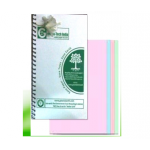 Green-O-Tech India SP-30 M Multi Color Pages Spiral Pad