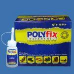 Polyfix Instant Glue, Weight 0.01kg