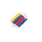 Techno PU Tube, Color Yellow, Size 8x5.5