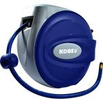 Kobe KBE2581120K Retractable Rubber Air Hose Reel