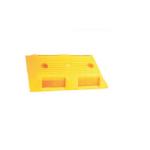 Kohinoor KE-RUMB ABS Rumbler, Size 250 x 150 x 32mm, Color Yellow