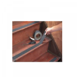 Kohinoor KE-ASKID Anti Skid Tape, Size 1inch x 25m, Color Black