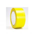 Kohinoor KE-FMY Floor Marking Tape, Size 3inch x 27m, Color Yellow