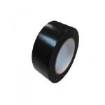 Kohinoor KE-FMB Floor Marking Tape, Size 3inch x 27m, Color Black