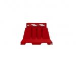 Kohinoor KE-PBAR Premium Barrier, Color Red, Length 1000mm