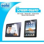 Solo SI 102 Screen Guard, (I Pad 2)