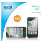 Solo SI 201 Screen Guard, (I Phone 3G)