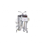 BIOTECHNOLOGIES INC BTI-102 Vertical High Pressure Autoclave, Load Capacity 6kW, Size 550 x 750mm