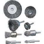 Kennedy KEN2959850K Industrial Wire Brush Set