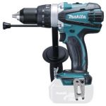 Makita BHP458Z Cordless Hammer Driver Drill Drill, Weight 2.3kg, Voltage 18V, Speed 0-2000/400rpm
