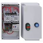 Siemens 3RA19 21-1AA00 Reversing Starter, Size of Contactor S0