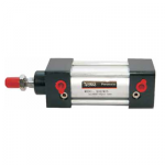 Techno StandardDouble Acting Cylinder, Bore Size 100, Stroke 125, Series SC