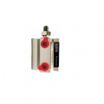 Techno Double Acting Non Magnetic Cylinder, Bore Size 100, Stroke 25, Series SDA