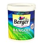 Berger 786 Rangoli Total Care Emulsion, Capacity 9l, Color Cream