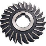 Indian Tool HSS Face Cutter, Diameter 100mm, Bore 32mm, Width 20mm