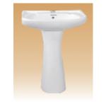 White Pedestal- Borzoi