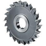 Indian Tool HSS Side Cutter, Diameter 6inch, Width 7/16inch
