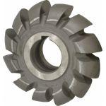 Indian Tool HSS Convex Cutter, Diameter 110mm, Bore 32mm, Width 36mm, Radius 18mm