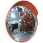 H2 Convex Mirror, Size of Packet 630 x 630 x 120, Size 60cm, Weight of Packet 3.4kg