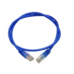 Schneider Electric ACTPC5EUBCM10BU Patch Cord, Category 5e, Color Blue