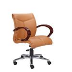 Zeta BS 130 Low Back Chair, Mechanism Torchen Bar, Series Executive