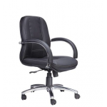 Zeta BS 133 Low Back Chair, Mechanism Center Tilt, Series Executive