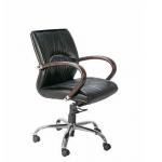 Zeta BS 153 Low Back Chair, Mechanism Torchen Bar, Series Executive