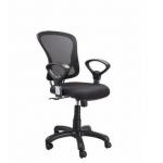 Zeta BS 318 Low Back Chair , Mechanism Center Tilt, Series Executive