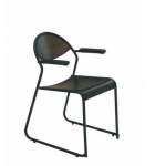 Zeta BS 415 Visitor Chair, Mechanism Visitor, Series Executive