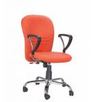 Zeta BS 501 Work Station Chair, Mechanism Push Back, Series Workstation