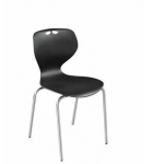 Zeta BS 713 Cafeteria Chair, Series Cafe