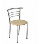 Zeta BS 715 Cafeteria Chair, Series Cafe