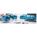 Zeta Single Seater Sofa without Arm, Series Lounge