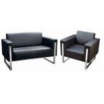 Zeta Emilia Three Seater Sofa, Series Lounge