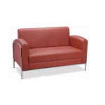Zeta Two Seater Sofa, Series Lounge