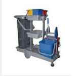 Amsse 24L Large Janitor Cart