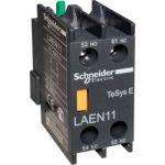 Schneider Electric LAEN11 Star Delta Timer Block, Series EasyPact TVS