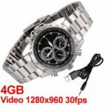 B S PANTHER SC-005 Spy Trend Wrist Watch Camera HD, 3.2Mp, Size 6 x 5.5 x 1.5cm, Resolution 1280 x 720, Weight 0.058kg
