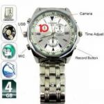 B S PANTHER SC-006 Spy Foce Wrist Watch Camera HD, Resolution 1280 x 720, Memory 4GB