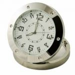 B S PANTHER SC-011 Spy Table Clock Camera, Size 48 x 45 x 18mm, Resolution 1280 x 960