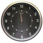 B S PANTHER SC-065 Spy Wall Clock Camera With 1 Month Recording