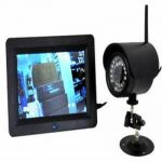 B S PANTHER WC-003 Spy Wireless Camera With Monitor