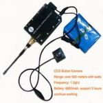 B S PANTHER WC-006 Spy Wireless Button Camera (Documents Reader)