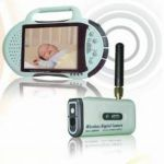 B S PANTHER WC-010 Spy Digital Wireless Surveillance Camera, Size 117 x 79 x 9.6mm, Weight 0.062kg