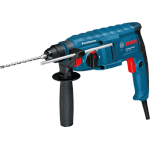 Bosch GBH 200 Professional Rotary Hammer, Rated Power Input 550W, No Load Speed 0-1550rpm, Impact Energy 2.2J