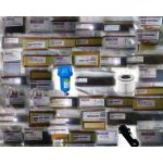 Becker 90135000008 Carbon Vane Set for Vacuum Pump, Vanes 8, Dimensions 165/275 x 80 x 4mm, Minimum Height 53mm
