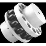 Lovejoy B-Flex Coupling Assembly, Size RB-125-4, Type RB